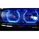Chevrolet Silverado V.3 Fusion Color Change halo headlight kit (1999-2002)