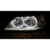 Lincoln Town Car White LED HALO HEADLIGHT  KIT (2005-2011)