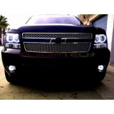 Chevrolet Avalanche White LED HALO FOG LIGHT  KIT (2007-2013)