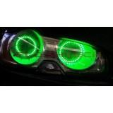 Jaguar XF V.3 Fusion Color Change LED Halo Headlight Kit (2009-2011)