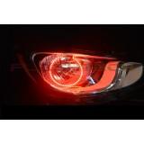 Flashtech V.3 Color Change LED Halo Headlight Kit for Hyundai Accent (2012-2014)