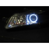 Acura TL White LED Halo Headlight Kit (2005-2007)