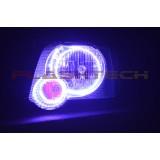 Ford Explorer V.3 Fusion Color Change LED Halo Headlight Kit (2006-2010)