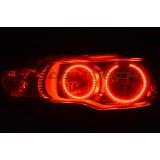 Mitsubishi Lancer V.3 Fusion Color Change LED Halo Headlight Kit (2008-2014)