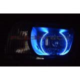 Chevrolet Camaro Non RS V.3 Fusion Color Change halo headlight kit (2010-2013)