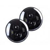 "Flashtech 7020 7""  LED Headlight Assemblies (pair)"