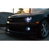 Chevrolet Camaro Non RS White LED HALO HEADLIGHT  KIT (2010-2013)