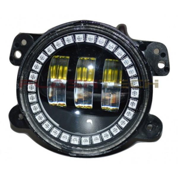Jeep 4 Inch Round Led Fog Lights 4 Inch Round Foglights
