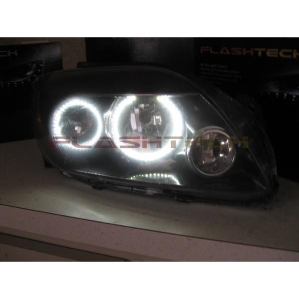 Scion Tc Halo Headlights >> SCION TC White LED HALO HEADLIGHT KIT (2008-2010)