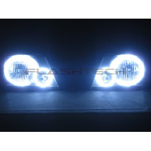Ford Explorer White LED HEADLIGHT HALO KIT (2002-2005)