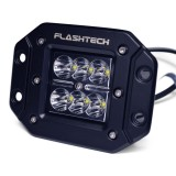 Flashtech LED Fog Light: 6 led Flush mount