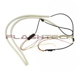 Flashtech Flexible Dual Color Switchback LED Tube Strips