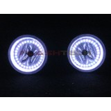 Chrysler PT Cruiser White LED HALO FOG LIGHT KIT (2006-2010)
