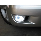 Lexus is300 White LED HALO FOG LIGHT KIT (2001-2005)