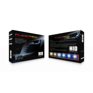 flashtech Flashtech Premiere 32v Canbus HID Conversion Kit 5202 FT-32v-HID