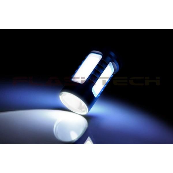 Flashtech 7 5w High Power Led For Light Bulbs 7443 Bulb Size