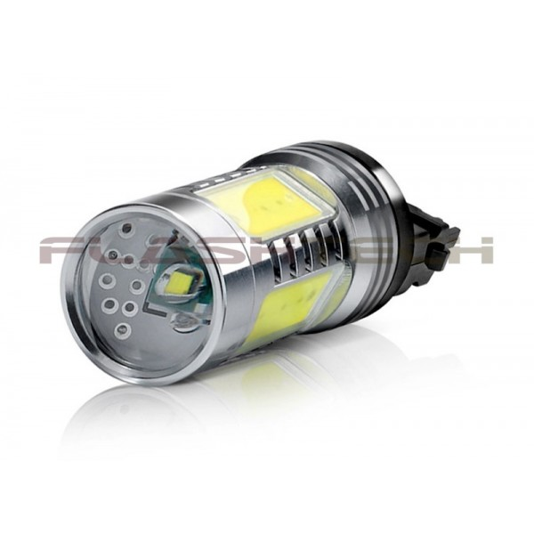 Flashtech 7 5w High Power Led For Light Bulbs 7443 Bulb Size