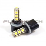 Flashtech 880, 881, 893 13 SMD Led FOG Light bulb