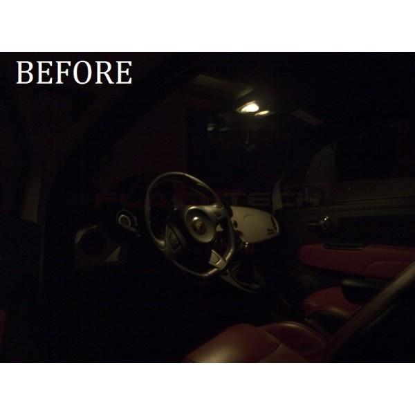 Fiat 500 led interior conversion kit - Kit cultivo interior led ...