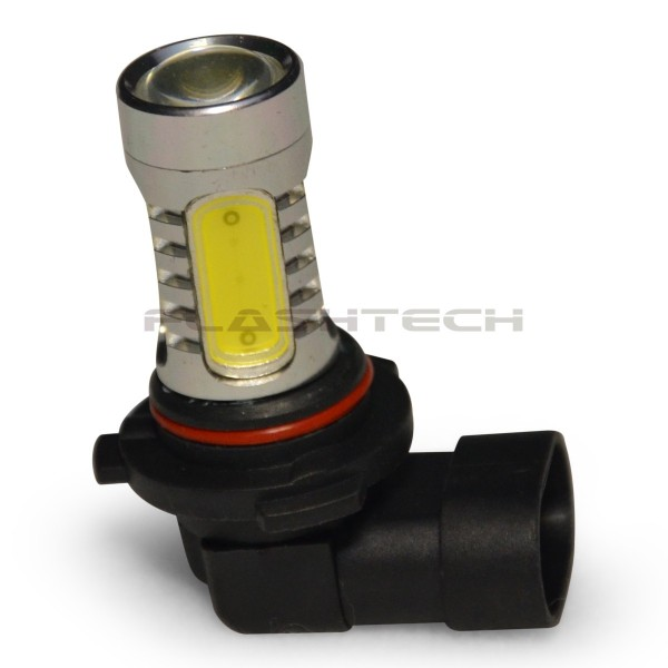 H10 Light Bulb: flashtech Flashtech 7.5W High Power LED fog light bulbs: H10 / 9145 bulb  size,Lighting