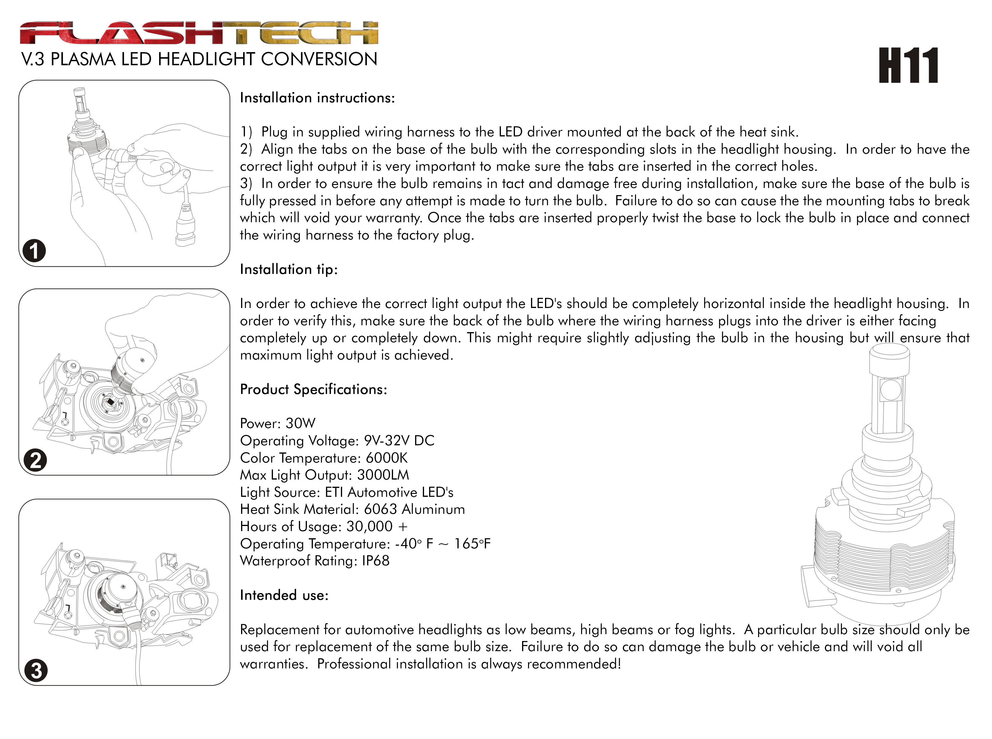 H11 Bulb Size Powered By Kayako Help Desk Software Automotive Wiring Harness Design Guide